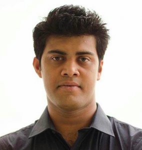 Portrait Soumya Roy