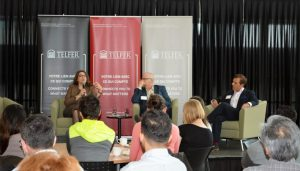 Ivy Bourgeault, François Chiocchio et Craig Kuziemsky le 30 mai 2017
