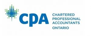 Chartered Professional Accountants Ontario Logo